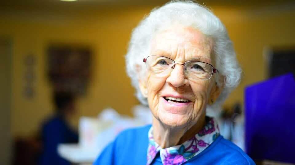 Alaska Senior Benefits from Making New Memories