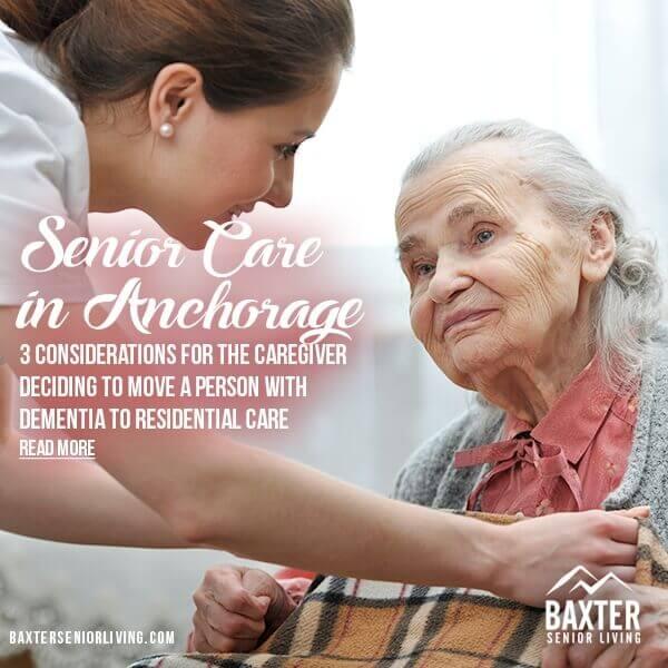 Senior Care in Anchorage