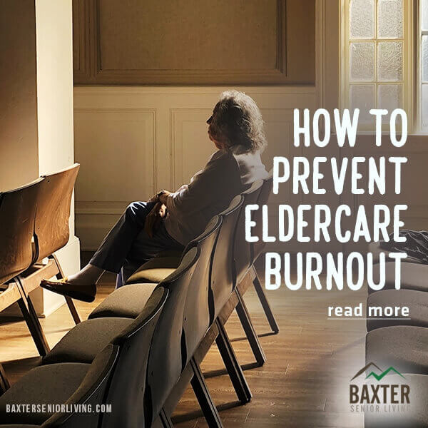 Eldercare Burnout