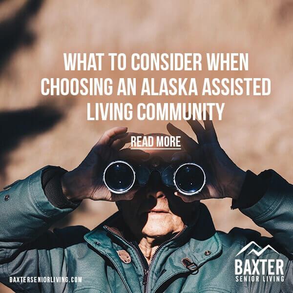 Alaska Assisted Living Community