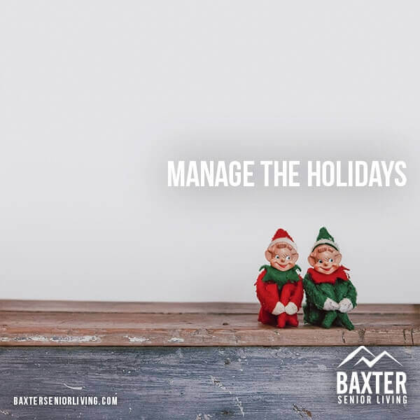 Manage the Holidays