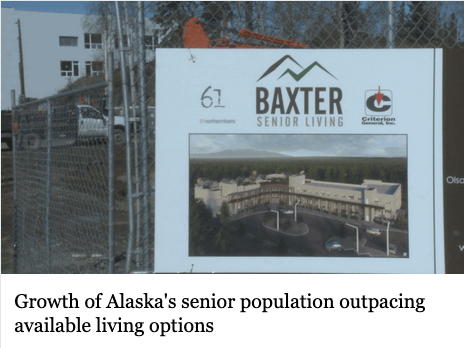 Alaska's senior population