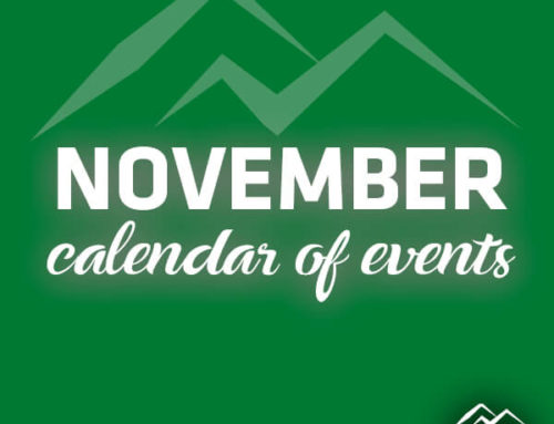 November 2019 Calendar of Events