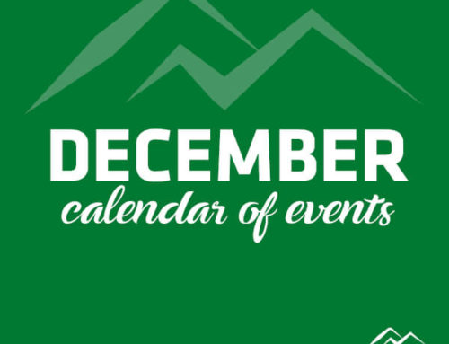 December 2019 Calendar of Baxter Events