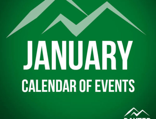 January 2020 Calendar of Baxter Events