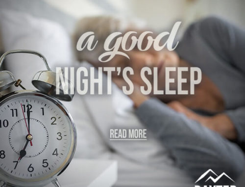 A Good Night's Sleep | Assisted living Anchorage