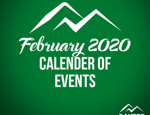 February 2020 Calendar of Baxter Events
