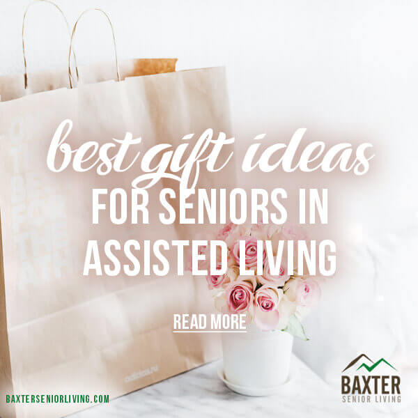 gifts for Seniors in Assisted Living