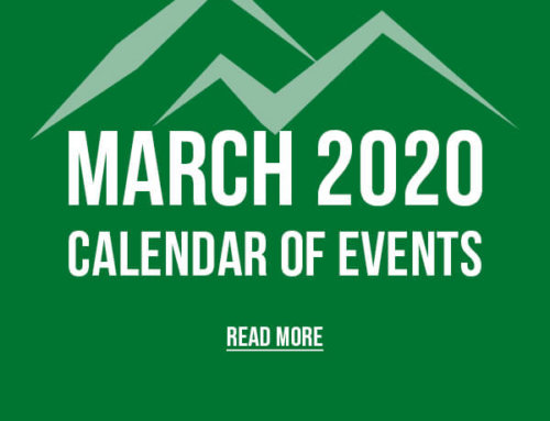 March 2020 Calendar of Baxter Events