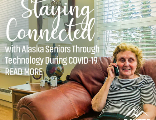 Staying Connected with Alaska Seniors Through Technology During COVID-19