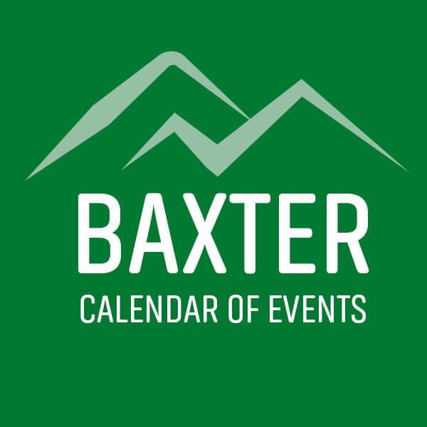 BAXTER SENIOR LIVING EVENTS