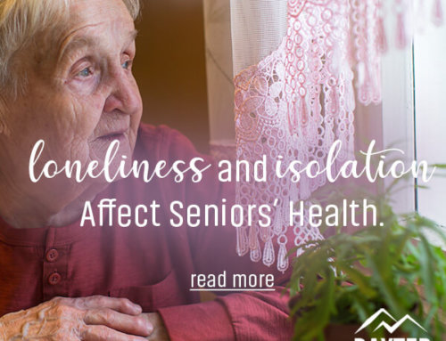 Loneliness and Seniors' Isolation Affect Health
