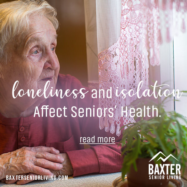 Loneliness and Seniors