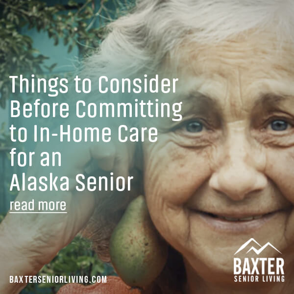 In-Home Care for an Alaska Senior