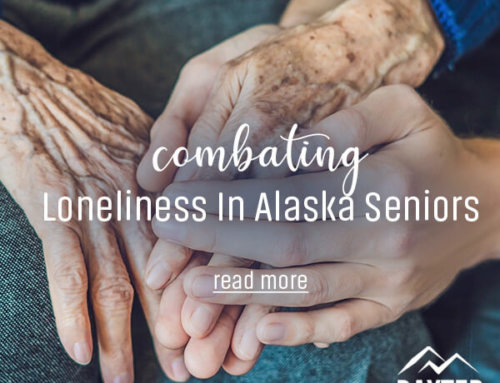 Combating Loneliness In Alaska Seniors