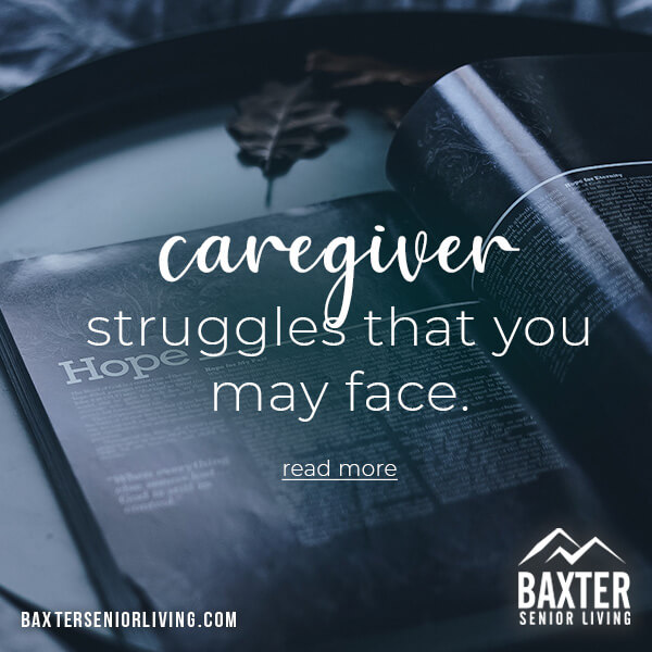 5 Caregiver Struggles that You May Face
