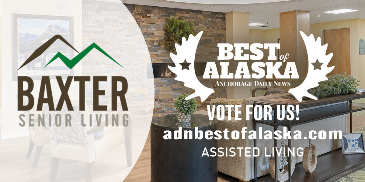 Baxter Senior Living the #1 Assisted Living in Alaska! Best of Alaska