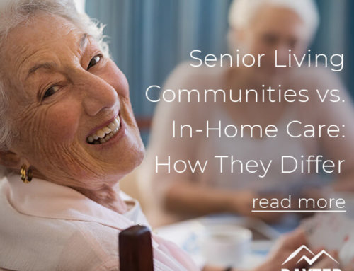 Senior Living Communities vs. In-Home Care: How They Differ