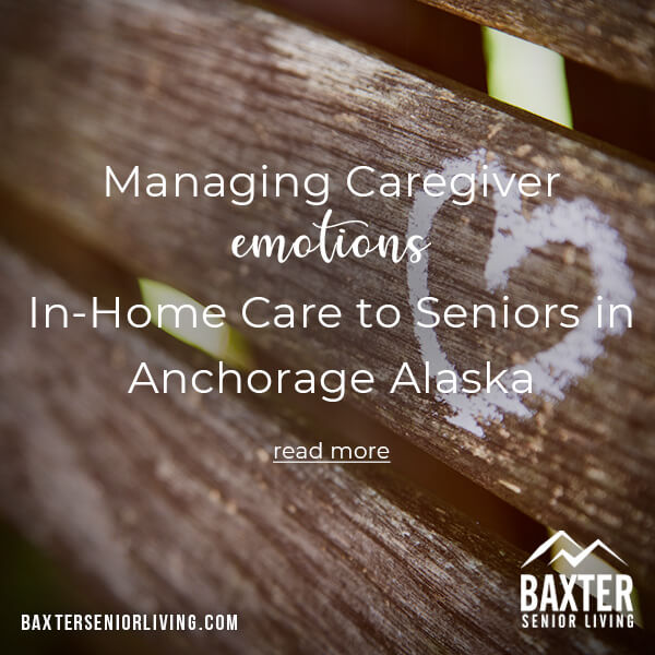 In-Home Care to Seniors in Anchorage Alaska