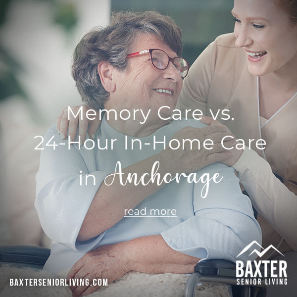 24-Hour In-Home Care in Anchorage
