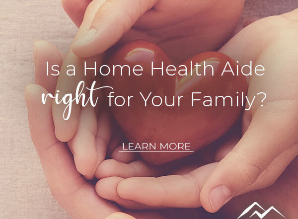 Home Health Aide in Anchorage