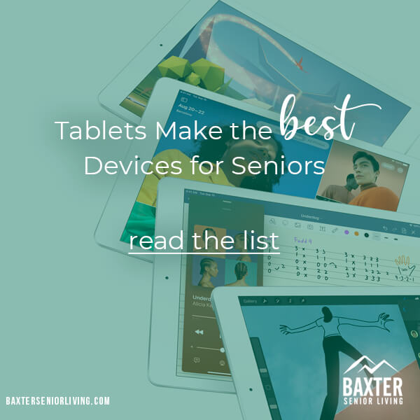 Best Devices for Seniors