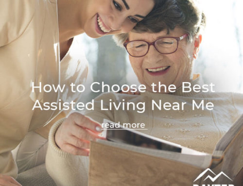 How to Choose the Best Assisted Living Near Me