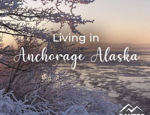 Living in Anchorage Alaska