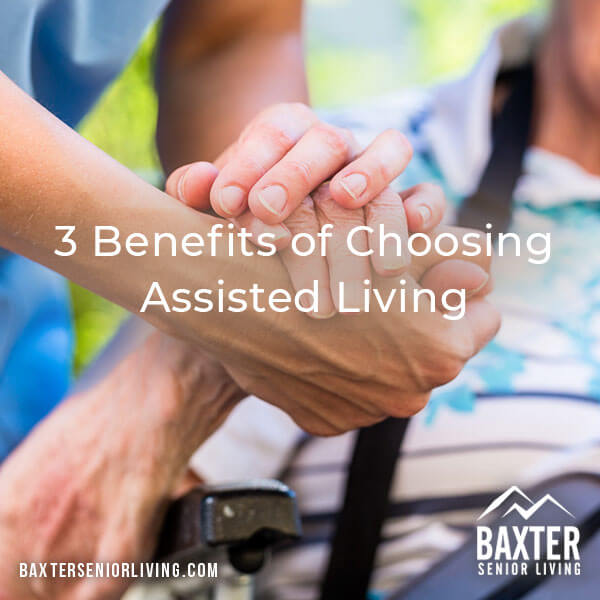 Benefits of Choosing Assisted Living in Anchorage