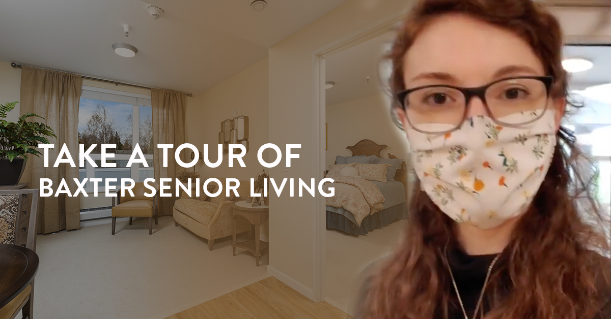 Take a Tour of Alaska's Best Anchorage Assisted Living Community